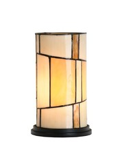 Art Deco Trade Table lamp Tiffany Roundabout