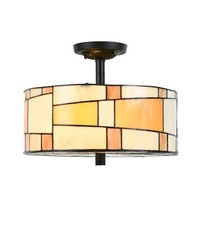 Art Deco Trade Tiffany Roundabout ceiling lamp