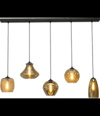 Master Light Hanglamp Quinto 5  lichts