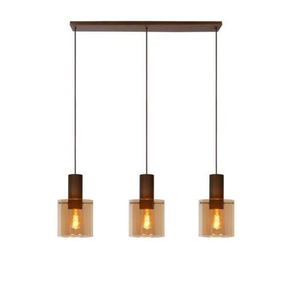 Lucide Hanglamp Toledo balk 3 lichts