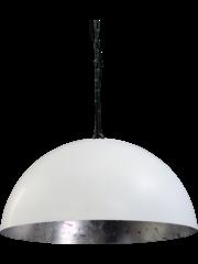 Master Light Larino hanging lamp White / Silver