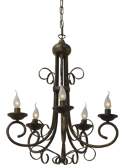 Master Light Chandelier Corona