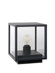 Lucide Outdoor lamp Claire pedestal lamp