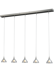 Master Light Hanglamp Caterina 5  lichts Led