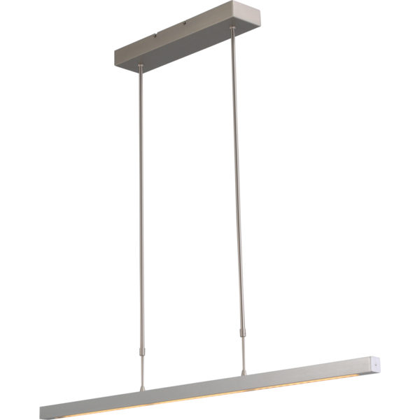 Master Light Hanging lamp Real 3 nickel Led