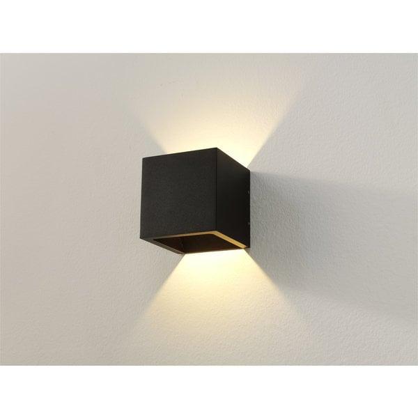 Licht en  Wonen Wall lamp Cube