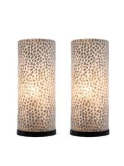 Villaflor Table lamp Wangi White 30 cm