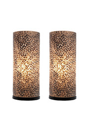 Villaflor Table lamp Wangi Gold 30 cm