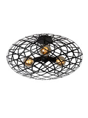 Lucide Ceiling lamp Wolfram 65 cm