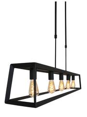 Steinhauer Hanging lamp Buckley Mexlite 5 lights