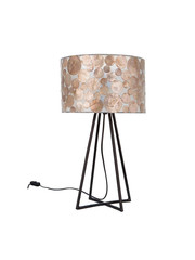 Villaflor Table lamp Coin Gold 50 cm