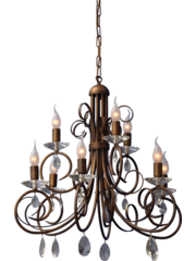 Master Light Roma chandelier
