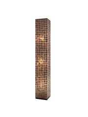 Searchlight Floor lamp Apollo Moni Gold square