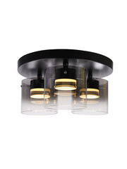HighLight  Plafondlamp Salerno  3 lichts