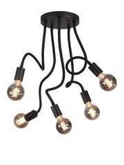 HighLight  Plafondlamp Flex 5 lichts