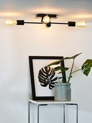 Lucide Ceiling lamp Lester 4 lights