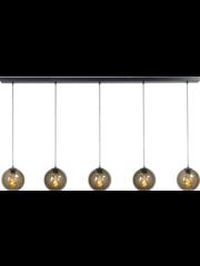 Master Light Hanging lamp Baloton 5 lights