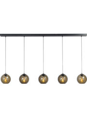 Master Light Hanging lamp Baloton 5 lights