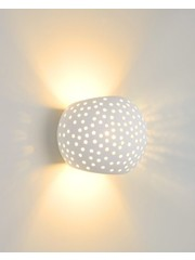 Lucide Wall lamp Gipsy holes