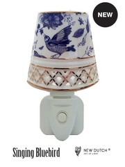 Sweet Lake Compagny Stopcontact Night Light Singing Bluebird