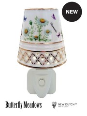Sweet Lake Compagny Power outlet Night Light Butterfly Meadows