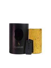 Flameless Led Kaarsen Gold Mecury