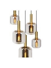 Lucide Hanging lamp Joanet