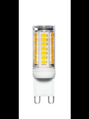 ETH Led lamp 2,3  watt G9  via stappen dimmer