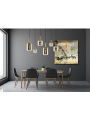 Lucide Hanging lamp Joanet 6 lights