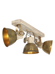 Steinhauer Spot Gearwood 3  lichts