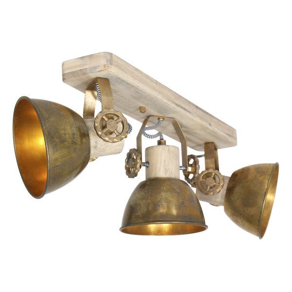 Steinhauer Spot Gearwood 3 light