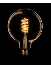 ETH Led lamp  Filament  Globe 3 stappen