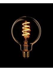 ETH Led lamp Filament Globe 3 steps 95 mm