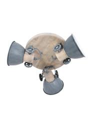 Steinhauer Spot Gearwood 3 light round