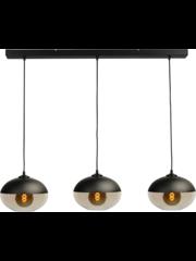 Master Light Hanglamp  Opaco 3 lichts balk