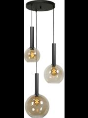 Master Light Hanging lamp Bella 3 light round