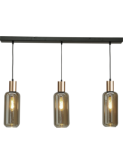 Master Light Hanging lamp Bounty 3 light bar