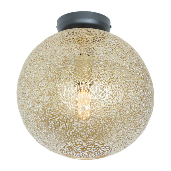 Freelight Ceiling lamp Oronero gold