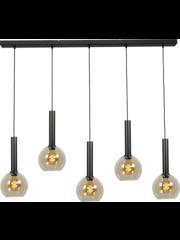Master Light Hanging lamp Bella 5 light bar