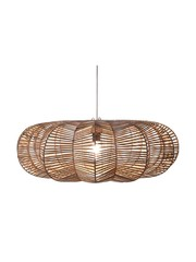 Villaflor Hanglamp Rattan Star  80 cm