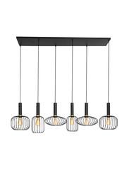 Steinhauer Hanglamp Aureole 6 lichts