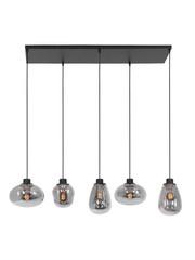 Steinhauer Hanging lamp Reflexion 5 lights