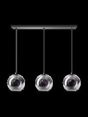 ETH Hanglamp Orb 3 lichts balk