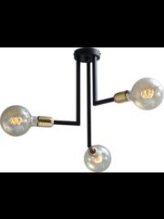 Master Light Ceiling lamp Tube 3 lights