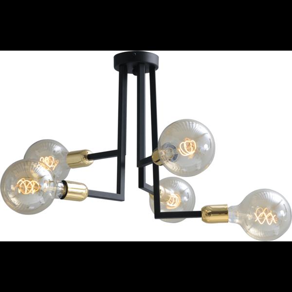 Master Light Ceiling lamp Tube 5 lights