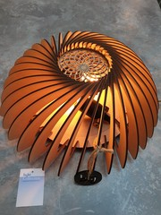 Blij Design Plafondlamp Orb 36 cm
