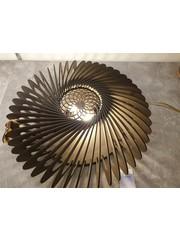 Blij Design Plafondlamp Swan zwart 48 cm