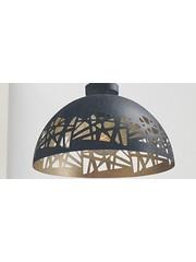 Master Light Plafondlamp  Larino Grid