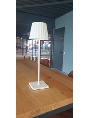 Master Light Tafellamp buiten wit