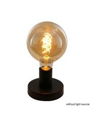 Steinhauer Tafellamp  Minimalics zwart